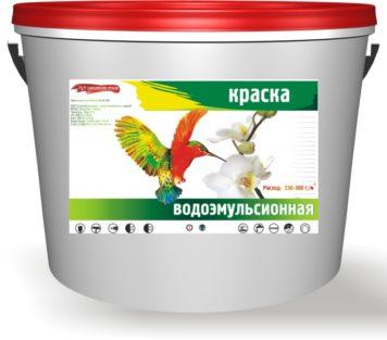 ВОДОЭМУЛЬСИОННАЯ краска ВД-ВА-204